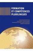 Formation et compétences plurilingues