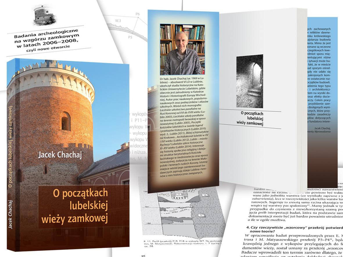 O początkach lubelskiej wieży zamkowej