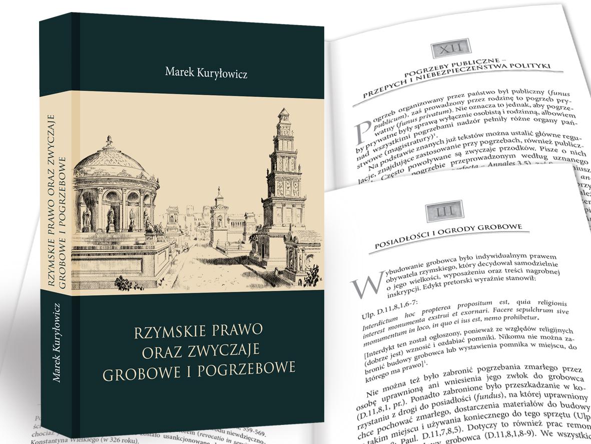 Rzymskie prawo grobowe i pogrzebowe