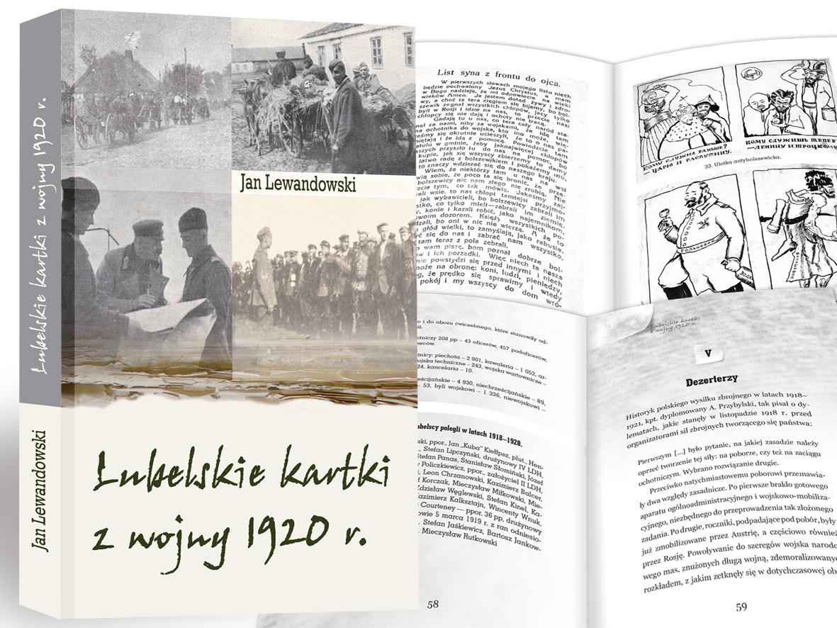 Lubelskie kartki z wojny 1920 r.